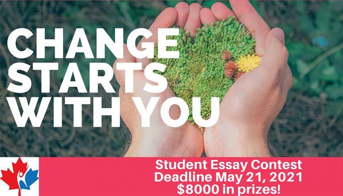 Student Essay Contest 2021