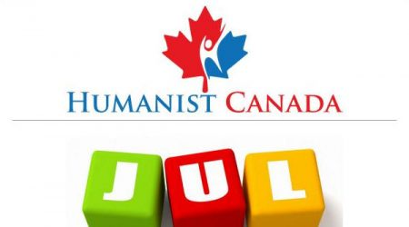 Humanist Canada Newsletter - July-2021