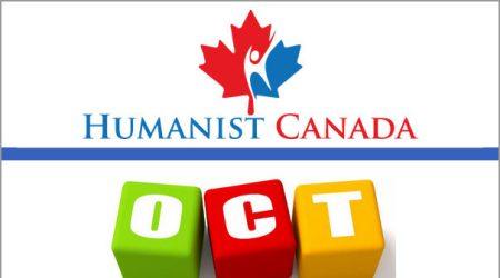 Humanist Canada Newsletter - October 2021